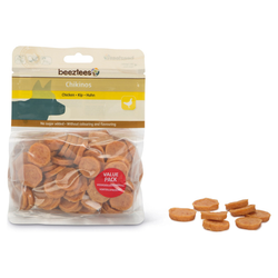 (25,48 EUR/kg) Beeztees Chikinos 400 g