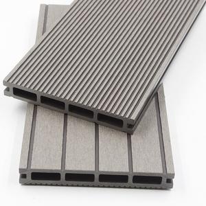 Wunderbar WPC Terrassendielen Hellgrau 50m² (2,20 M)