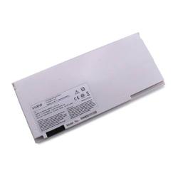 vhbw Akku passend für Wortmann Mobile M1300 Laptop Notebook - (Li-Ion, 4400mAh, 14.8V, 65.12Wh,weiß)