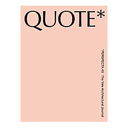 Perspecta 49 - Quote. Perspecta 49  - Buch