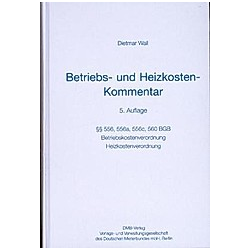 Betriebskostenkommentar - 5. Auflage