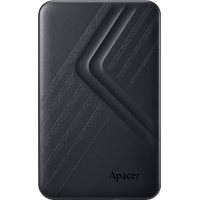 Apacer AC236 4 TB USB 3.2 schwarz