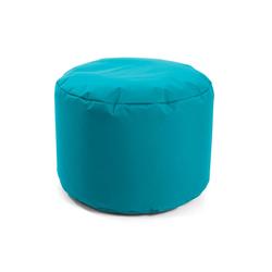 mokebo Pouf Der Ruhepouf, Outdoor Sitzkissen, Sitzhocker & Sitzpouf, in rund o. eckig & vielen Farben blau 60 cm x 40 cm x 60 cm