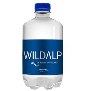 WILDALP naturbelassenes Quellwasser Babywasser (12x0,5 Liter)