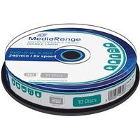 MediaRange DVD+R DL 8,5GB 8x 10er Spindel (MR466)