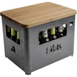 Höfats BEER BOX Feuerkorb und Bierkasten
