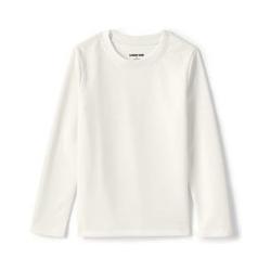 Pyjama-Shirt - 134/140 - Weiß