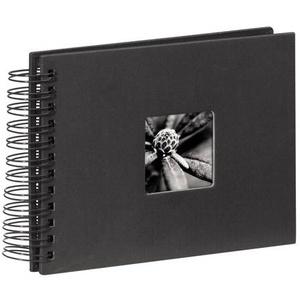 Hama Fine Art 00090150 Spiralalbum (B x H) 24cm x 17cm Schwarz 50 Seiten