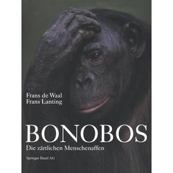 Bonobos als Buch von