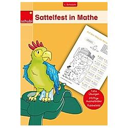 Sattelfest in Mathe  4. Schuljahr - Buch