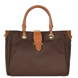 Bric's Life Shopper Tasche 31 cm brown