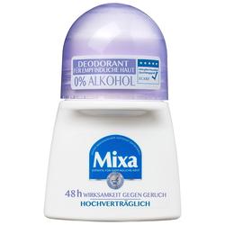 Mixa Deodorant Körperpflege Deodorant Roller 50ml