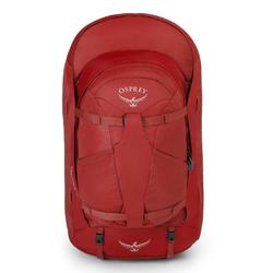 Osprey Farpoint 70 S-M Rucksack 65 cm Laptopfach jasper red