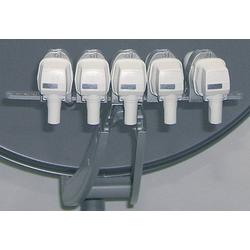 Fuba MF5 LNB Multifeedhalter 5fach