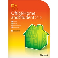 Home & Student 2010 3 User DE Win