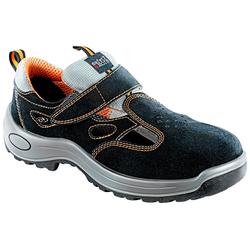 Sicherheitsschuh Sandale, Sicherheitsklasse S1 42