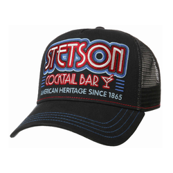 Stetson Trucker Cap Cocktail Bar
