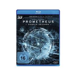 Prometheus – Dunkle Zeichen 3D Blu-ray