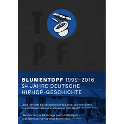 Blumentopf 1992-2016 als Buch von Blumentopf
