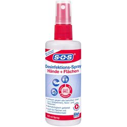 SOS Desinfektions-Spray 100 ml