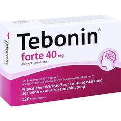 TEBONIN FORTE 40MG
