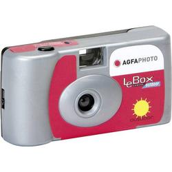 AgfaPhoto LeBox 400 27 Outdoor Einwegkamera 1 St. Spritzwassergeschützt