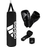 adidas Box Set schwarz 20 kg