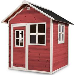 Spielhaus Loft, rot