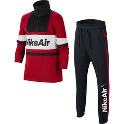 Nike Air - Trainingsanzug - Jungs Red/Blue