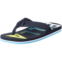 BILLABONG Herren All Day Theme Zehentrenner, Blau (Navy 21), 42 EU