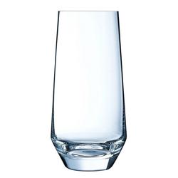 Chef & Sommelier Longdrinkglas Lima, Krysta Kristallglas, Longdrinkglas 450ml Krysta Kristallglas transparent 6 Stück Ø 7.7 cm x 16 cm