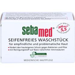SEBAMED seifenfreies Waschstück 50 g