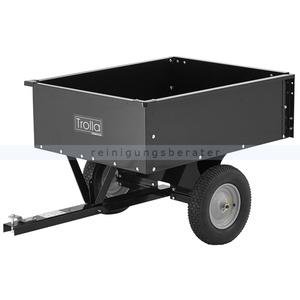 Trolla ATV Rasentraktor Anhänger kippbar 225 kg ATV und Rasentraktoranhänger kippbar