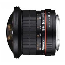 Samyang Fischaugenobjektiv - 12 mm