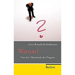 Warum?. Aron R. Bodenheimer  - Buch
