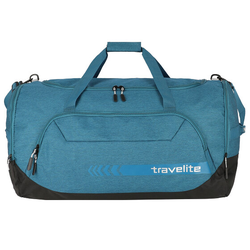 Travelite Kick Off Reisetasche XL 70 cm petrol