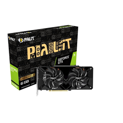 Palit GeForce GTX 1660 SUPER GP OC - Grafikkarten Grafikkarte (6 GB, GDDR6, VR Ready)
