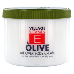 Village 500 ml Bodycream Olive Körpercreme 500ml