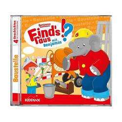 Benjamin Blümchen - Find's raus mit Benjamin:Baustelle (CD)