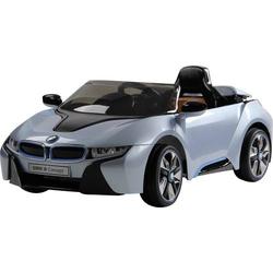 BMW i8 hellblau Elektro-Kinderauto