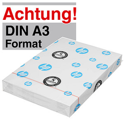 HP Kopierpapier ColorChoice DIN A3 250 g/qm 125 Blatt