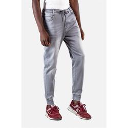 Hosen REELL - Reflex Jeans Grey (140)
