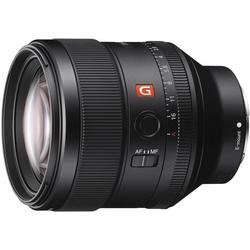 Sony SEL-85F14GM E-Mount Porträt Objektiv, (E 24-105mm F4, APS-C)