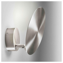 Licht-Trend Wandleuchte Disk indirekte LED 960lm Alu-matt