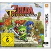 The Legend Of Zelda: Tri Force Heroes - Nintendo 3ds (neu + Ovp)