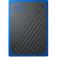 2TB USB 3.0 schwarz/blau (WDBMCG0020BBT-WESN)