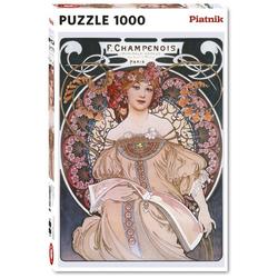 Piatnik Puzzle Piatnik 5360 Träumerei 1000 Teile Puzzle, Puzzleteile
