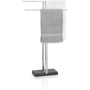 BLOMUS Pure Spa Handtuchständer MENOTO aus Edelstahl mattiert 86 cm hoch