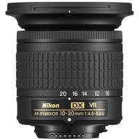 Nikon AF-P DX Nikkor 10-20mm F4,5-5,6G VR