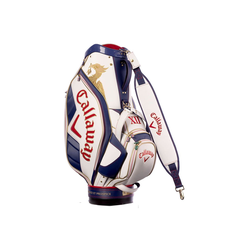 Callaway Major Staff Julie 2014 Cartbag LIMITED EDITION Respice Et Prospice""""